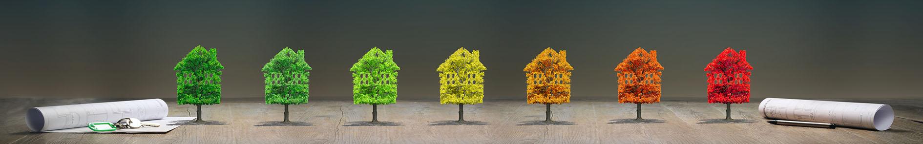 Energieeffizienzlabel für dezentrale Lüftung