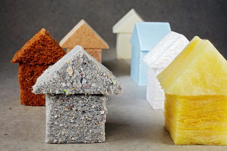 Maßnahmen für energiesparendes Mauerwerk