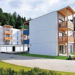 Sozialer Wohnungsbau mit preisgekröntem Konzept