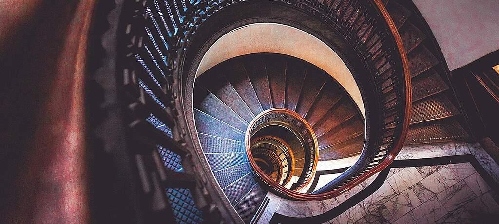 Treppenhaus, Keller richtig lüften