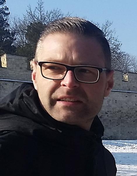 Schimmelexperte Mike Hahn