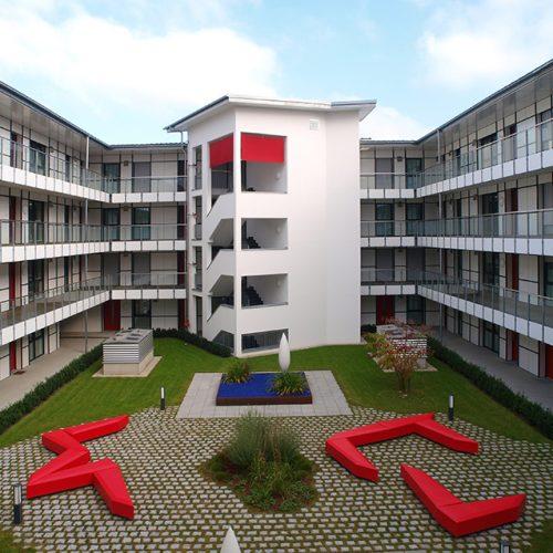 inVENTer-Referenz Studentenwohnheim Bamberg Bild 1