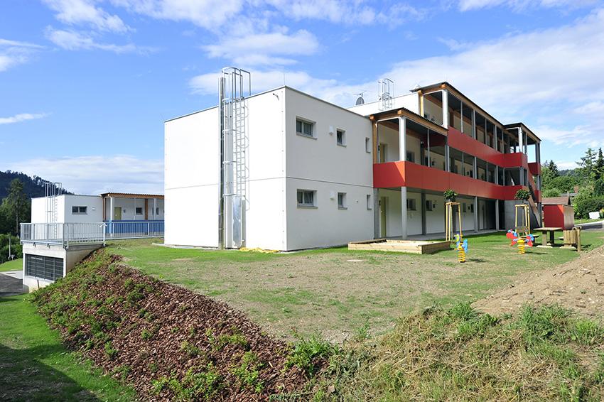 inVENTer-Referenz Mehrfamilienhaus Griffen Green Bild 6