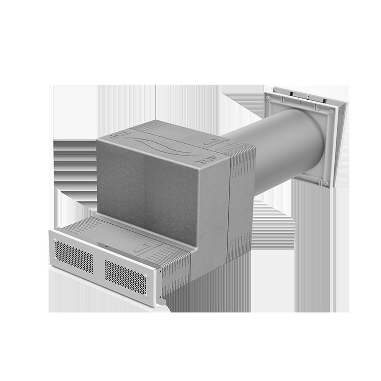 inVENTer-Außenluftdurchlass aV160 ALD Nordic