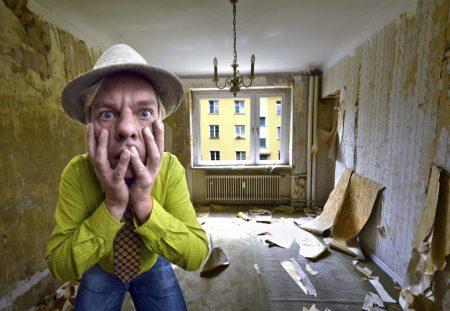 Schimmel in der Wohnung – wer ist schuld?