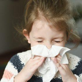 Gesundheit beim Thema Luft im Kindergarten