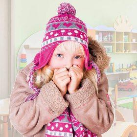 Thema Luft im Kindergarten